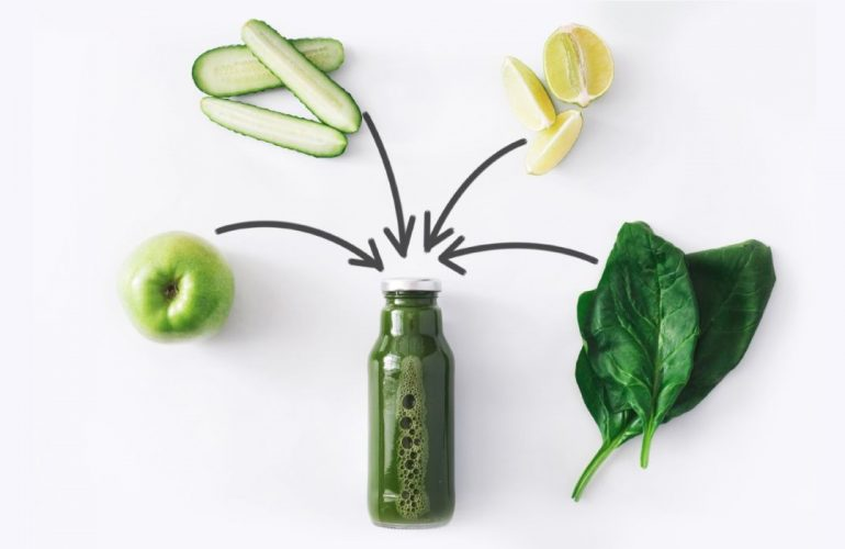 Alimentation Détox anti-cellulite